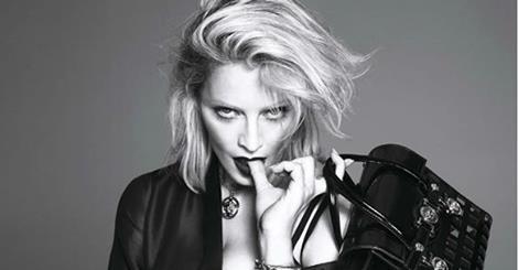Madonna-Versace-SS15-ad-campaign-handbag