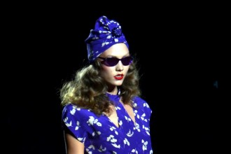 Anna Sui Eyewear goes bigger than ever