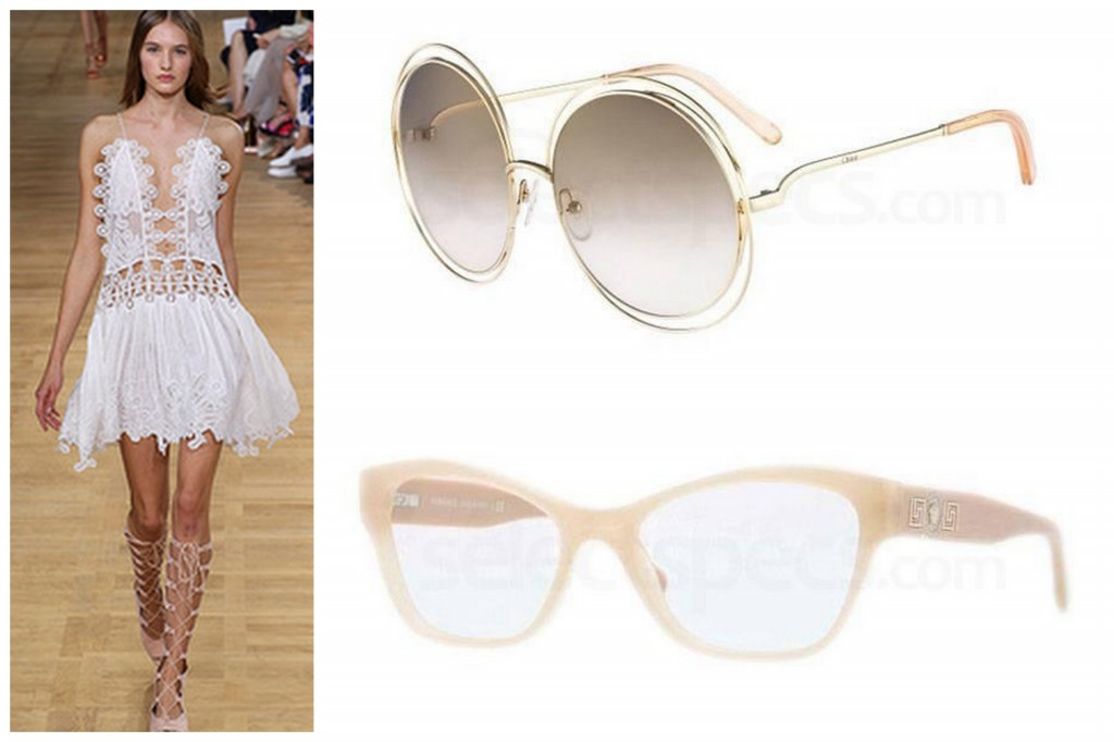White-Sunglasses-from-Chloé-Prada-and-Versace