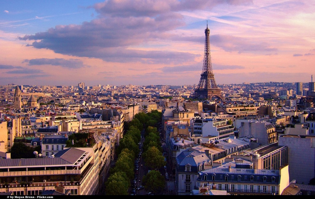 Paris-France-city-of-love