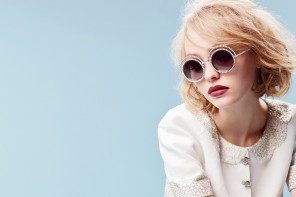 Lily-Rose Depp Lands Chanel Eyewear Campaign