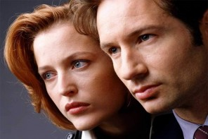 Mulder and Scully: The Shades We Believe in