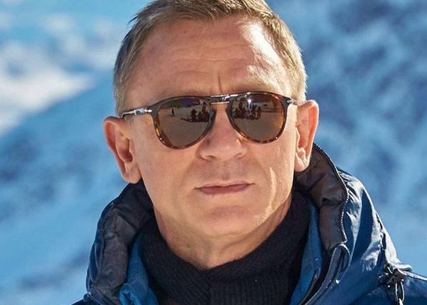 James Bond Persol