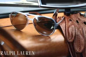 A Look at Ralph Lauren's New Automotive Eyewear