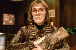 Goodbye Log Lady..