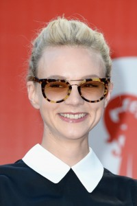 Carey Mulligan Round Glasses