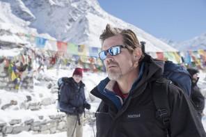 Josh Brolin Wears Revo Sunglasses in Everest!