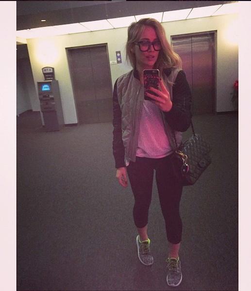 Hilary Duff fashion