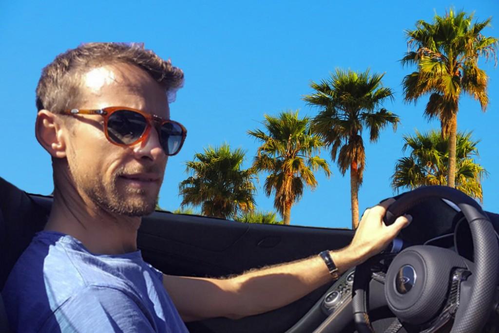 dbf7c712cbf Jenson Button Oakley Sunglasses