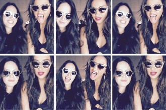 shay mitchell sunglasses