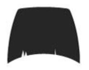 pyramide moustache