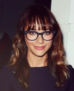 Rashida Jones glasses