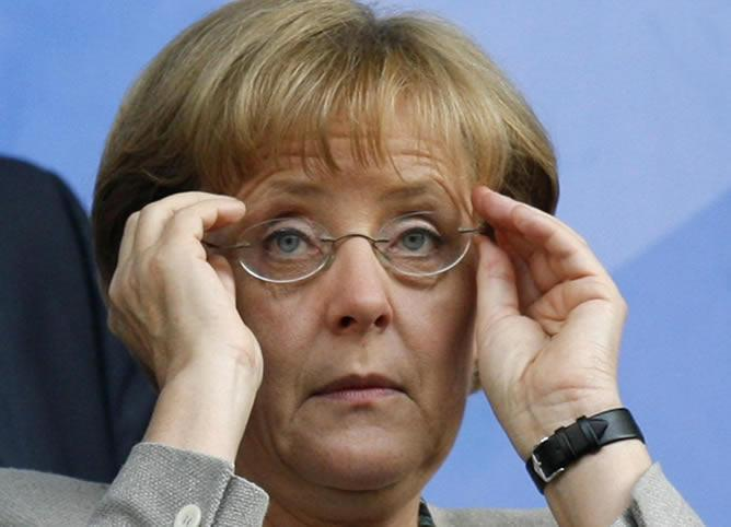 current eyeglass styles nlvl  Angela Merkel