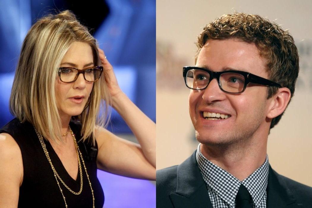 Jennifer Aniston-Justin Timberlake