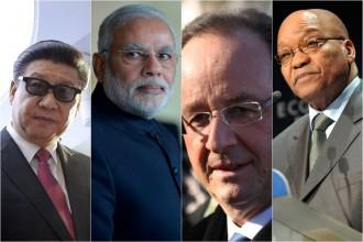 Politicians in specs