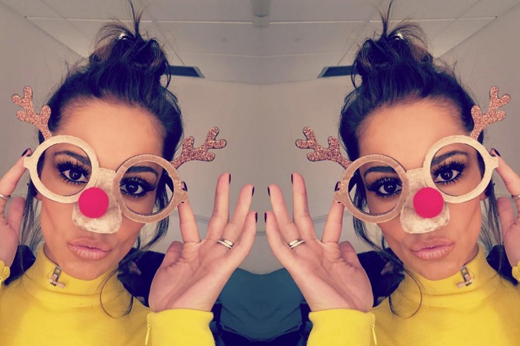 Cheryl-fernandez-versini-Christmassy