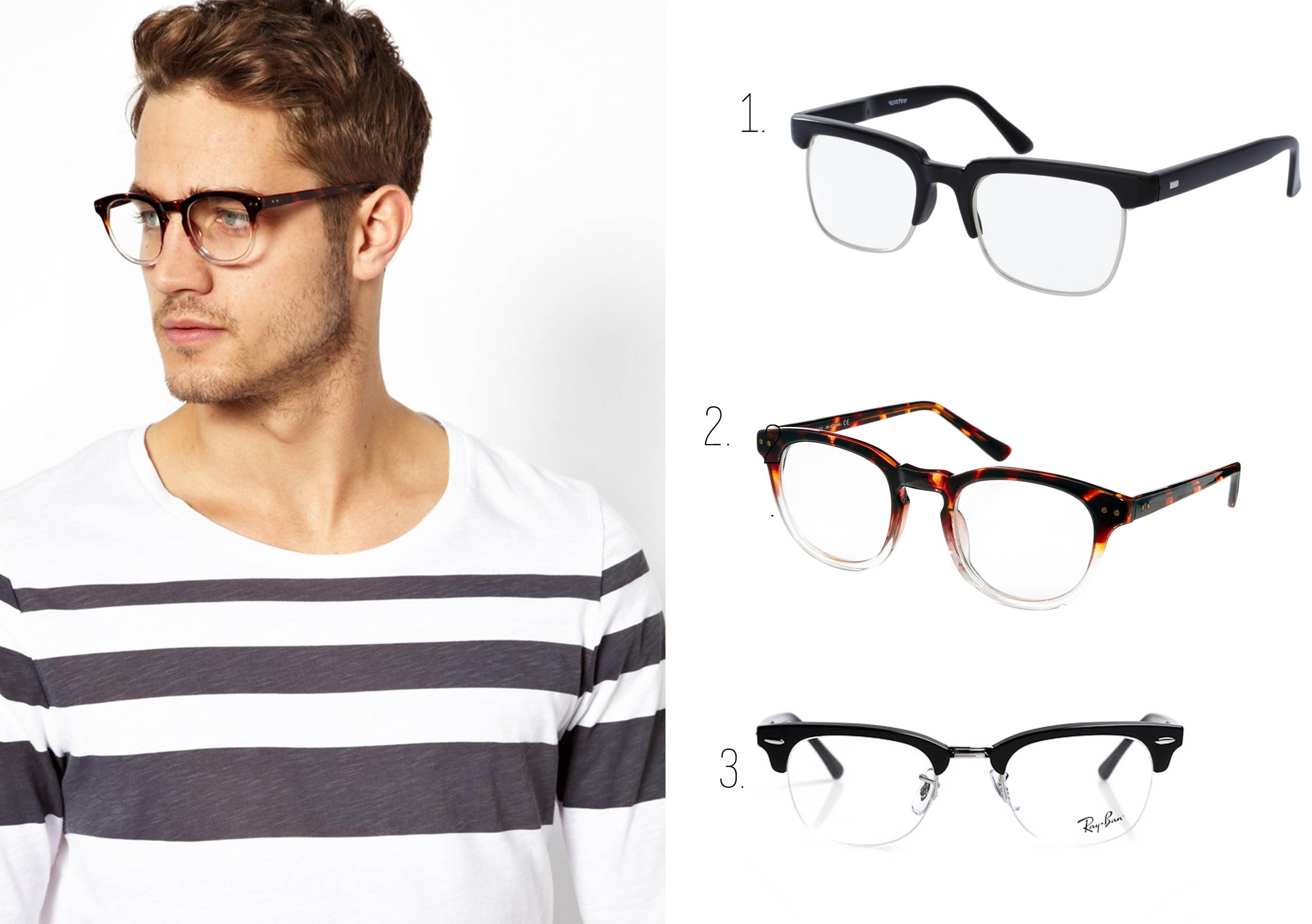 mens fashion glasses  How to Choose Designer Glasses for Men