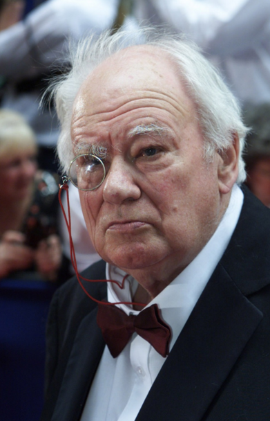 7439a3ac443 Patrick Moore monocle. Another monocle wearer ...