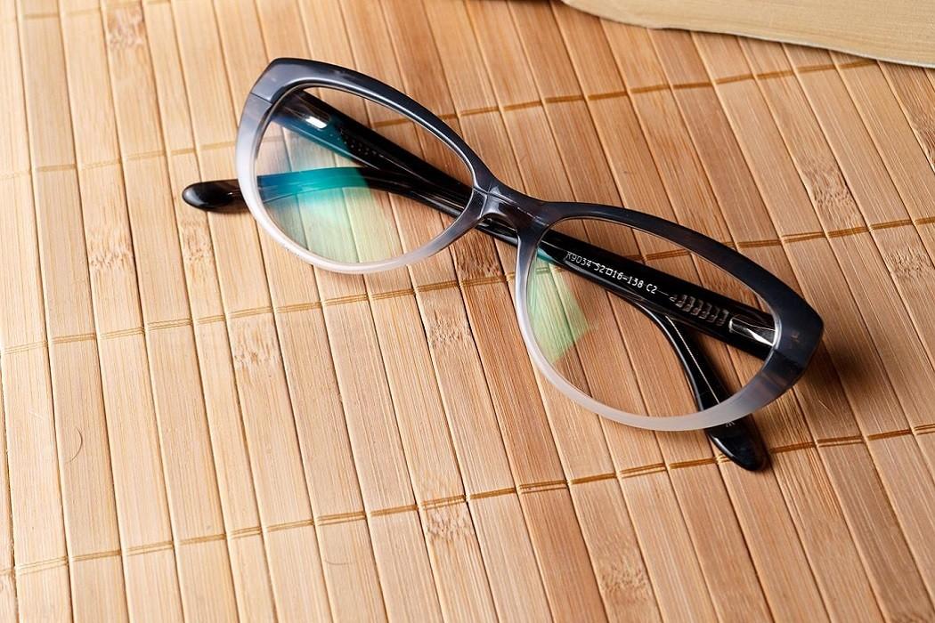 ombre glasses