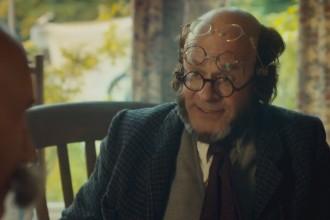 An Unlikely Style Icon… Harry Hill as Professor Branestawm