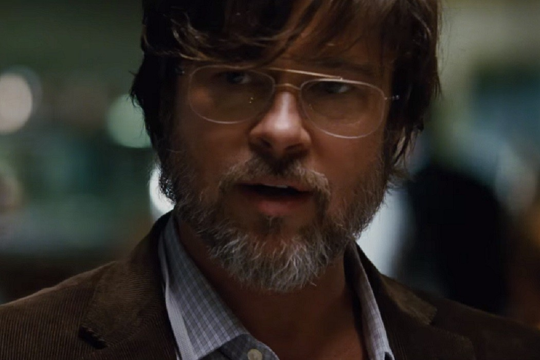 Brad Pitt The Big Short glasses