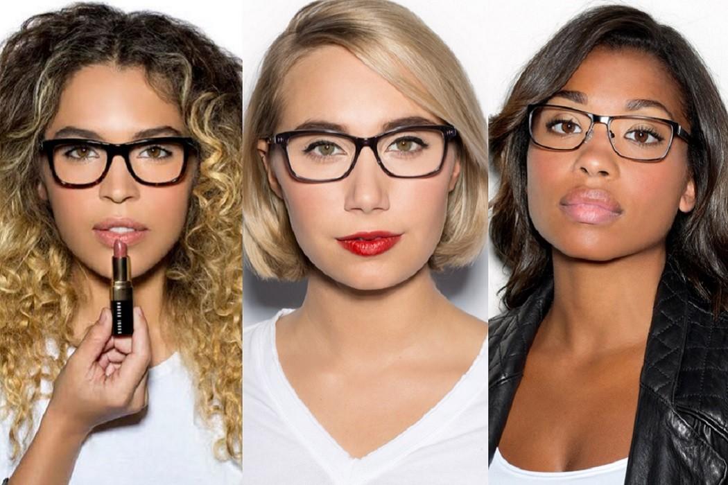 bobbi brown glasses makeup tips