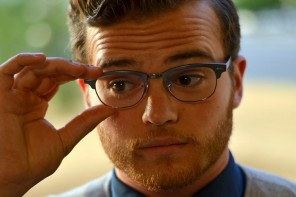 mens retro glasses