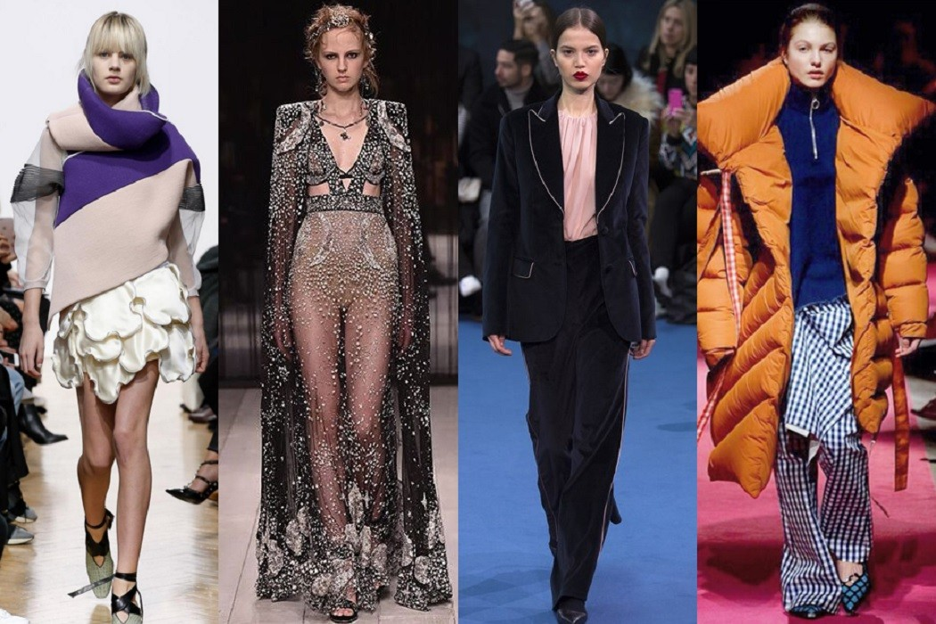AW16 trends london fashion week