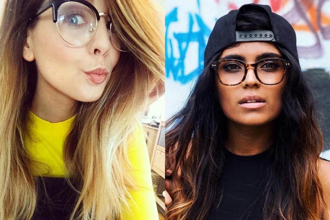 Blogger glasses 2016 - Zoella, She Wears Fashion