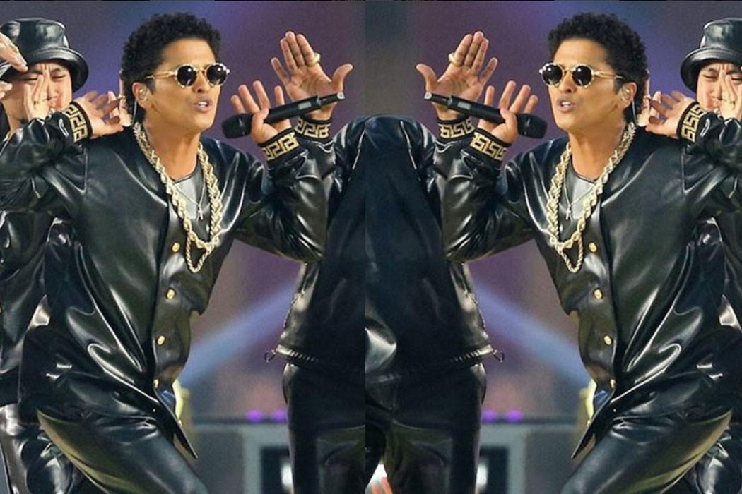 Bruno Mars Super Bowl Sunglasses