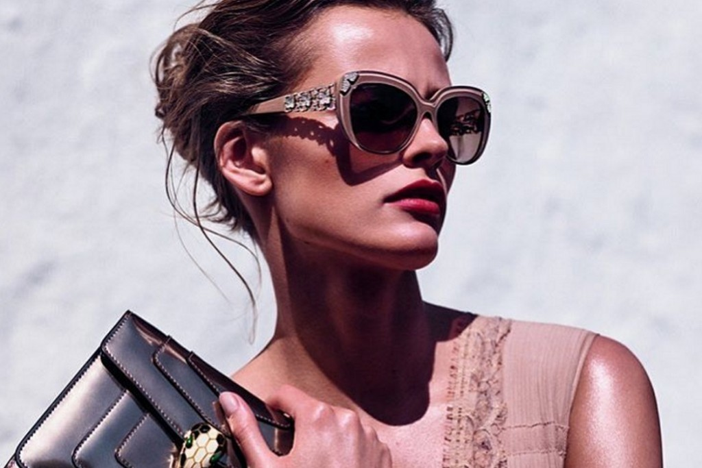 new in bvlgari s luxe ss16 eyewear collection fashion
