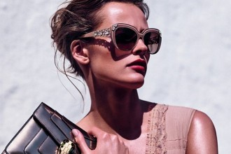Bulgari new eyewear collection SS16 Giardini Italiani