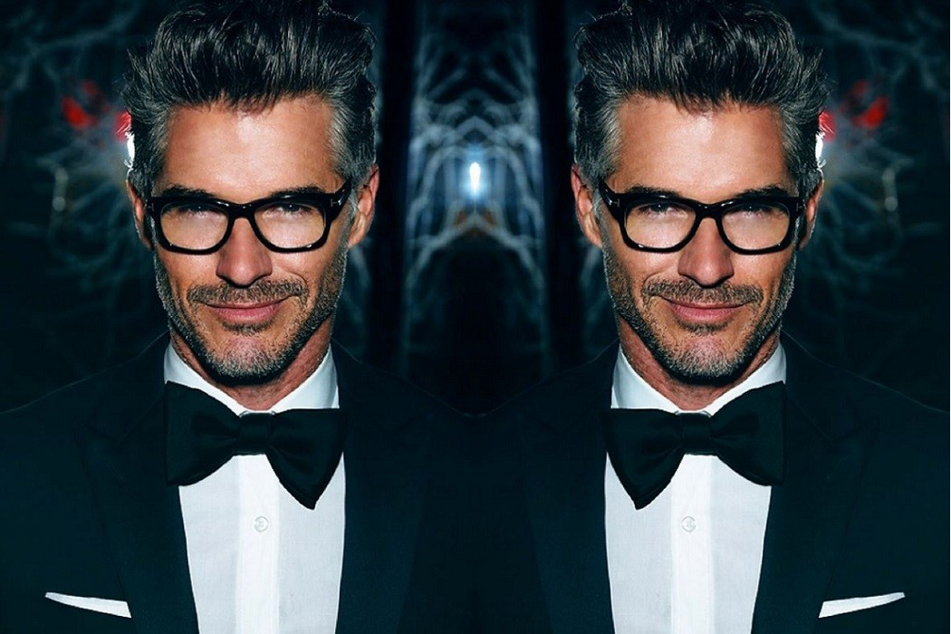 Eric Rutherford glasses style icon eyewear