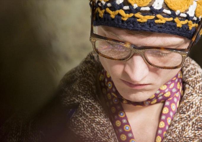Gucci SS16 campaign seventies eyewear tortoiseshell glasses