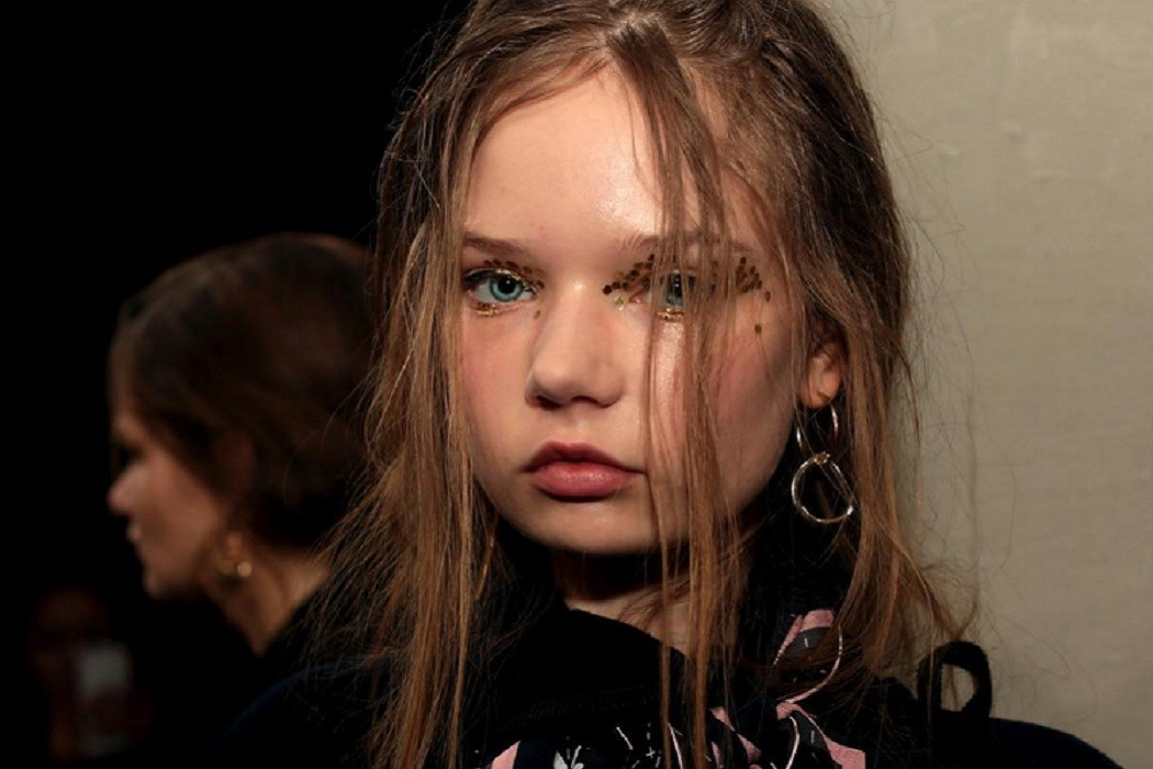 LFW beauty trends AW16
