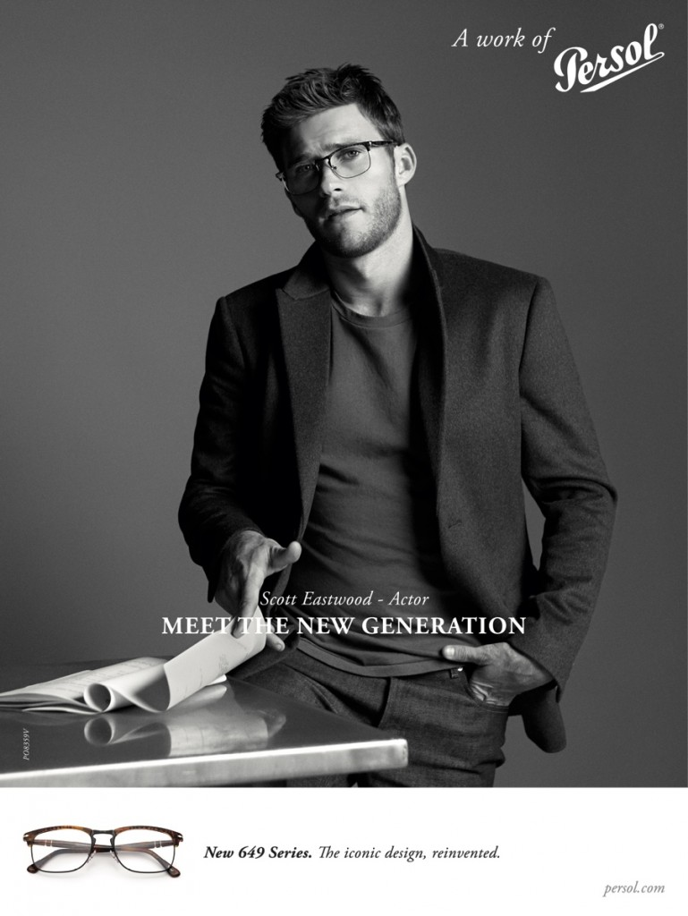 Clint-Eastwood's-son-Scott-Eastwood-2016-Persol-Spring-Summer-Campaign