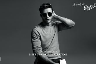Clint Eastwood's son Scott Eastwood Persol Ad Campaign