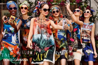dolce and gabbana summer 2016 sunglasses campaign