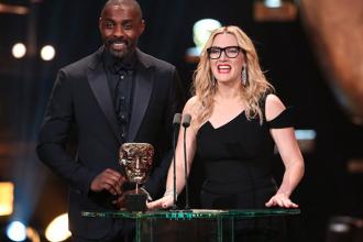 Kate Winslet glasses BAFTA 2016