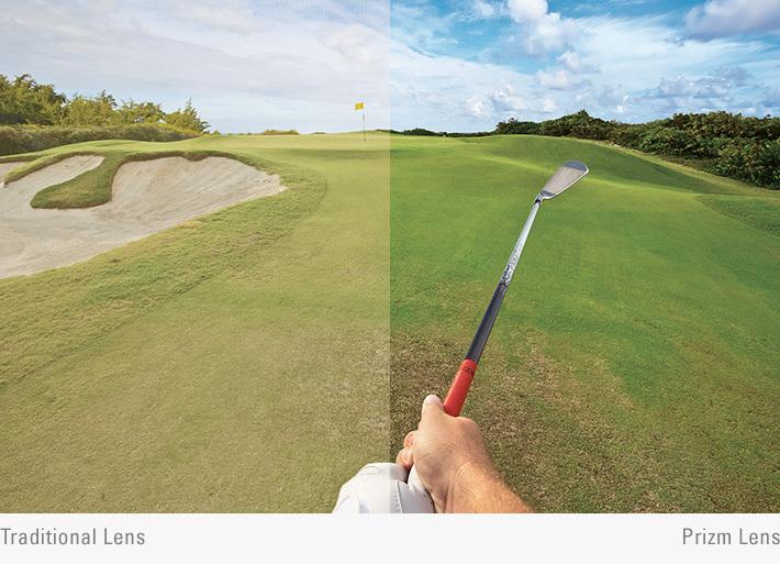 Prizm Golf from Oakley