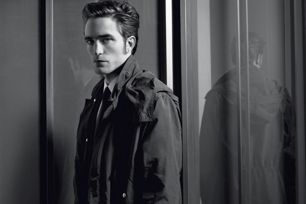 Robert Pattinson Dior Homme 2016