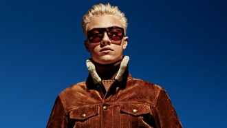 Tom Ford Eyewear FW15 Campaign