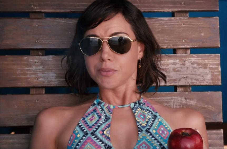 Aubrey Plaza sunglasses Mike & Dave Need Wedding Dates