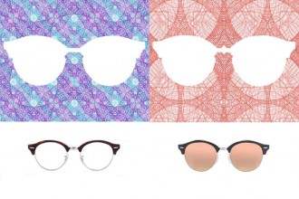New Ray Ban Clubround collection