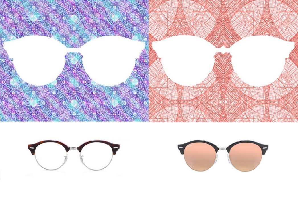 Ray Ban Clubround Optics