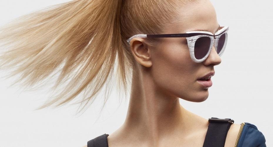 Hook LDN marble sunglasses