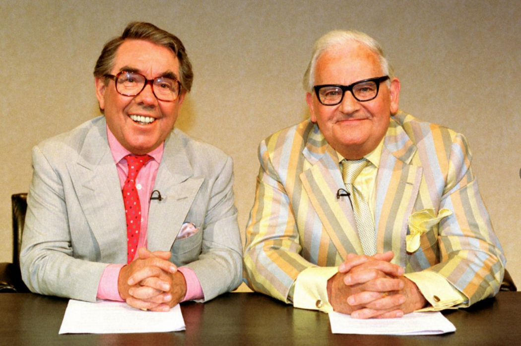 Top 3 Ronnie Corbett Glasses | Fashion & Lifestyle - SelectSpecs.com