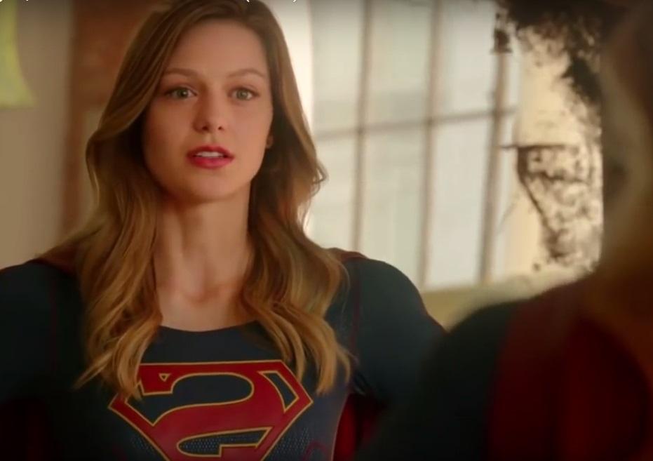 Supergirl CBS Melissa Benoist Glasses