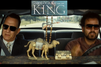 "Watch Tom Hanks Classy Eyewear In ""A Hologram For The King"""
