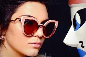 Pop Art Couture: A Summer Swimwear & Sunglasses Trend
